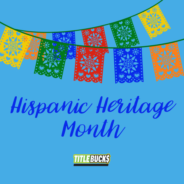 hispanic party banners