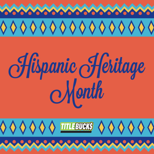 hispanic inspired pattern