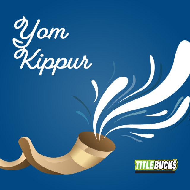yom kippur horn